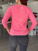 "Laden Sie das Bild in den Galerie-Viewer, Strickjacke ""Pink"" von Via Appia"
