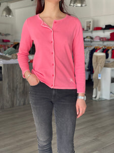 "Strickjacke ""Pink"" von Via Appia"
