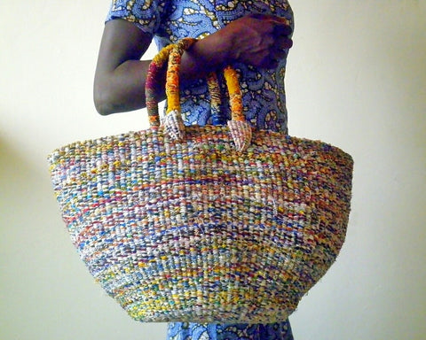 Recycled Shoulder Bags
