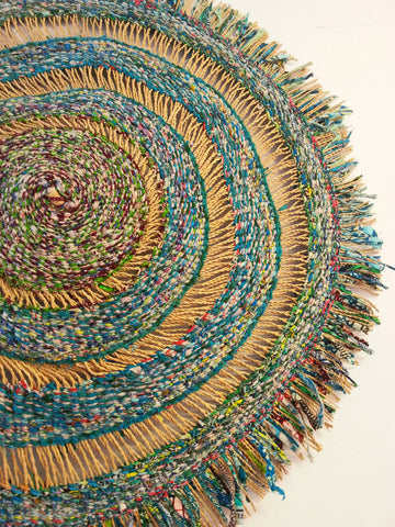 Textile Art Weaving: Large