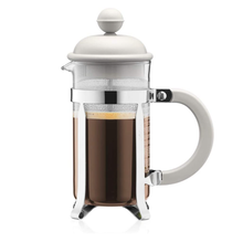 Load image into Gallery viewer, BODUM Caffettiera French Press Coffee Maker, Red, 0.35 l, 12 oz