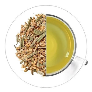Wall & Keogh Lemon & Ginger Tea 100g Bag
