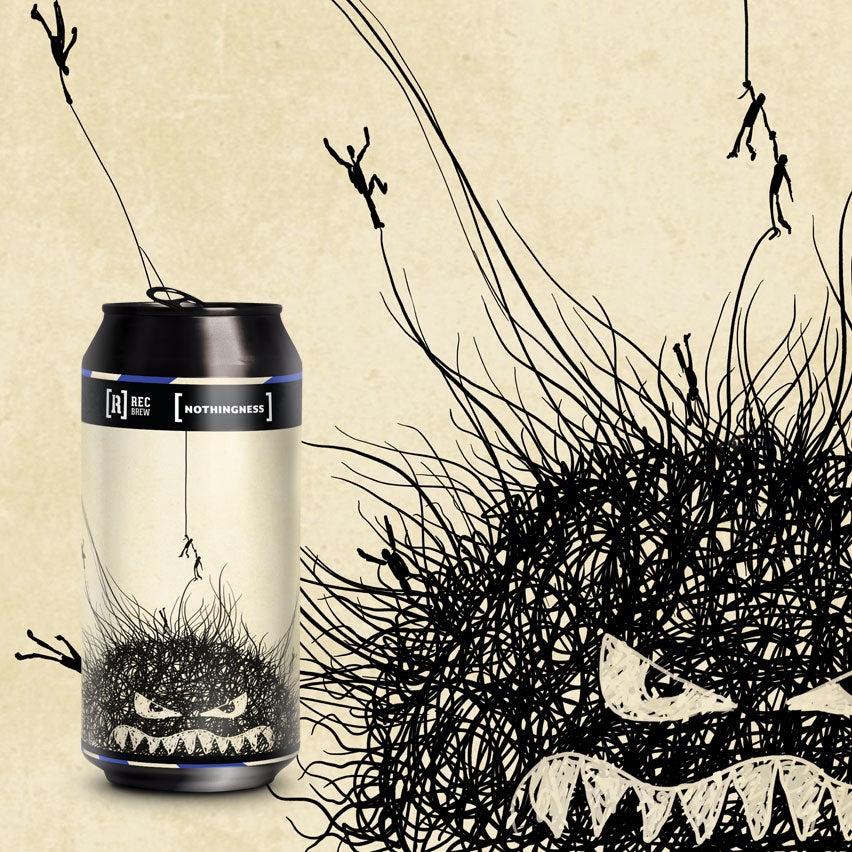 Nothingness - 12 latas de 44cl - Rec Brew