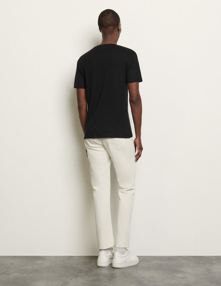 Load image into Gallery viewer, LINEN T-SHIRT
