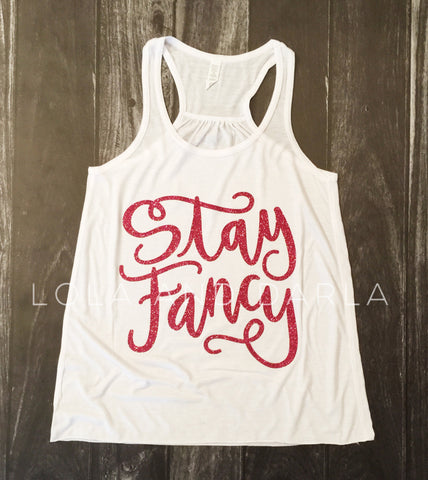 Stay Fancy Women's Tank Top