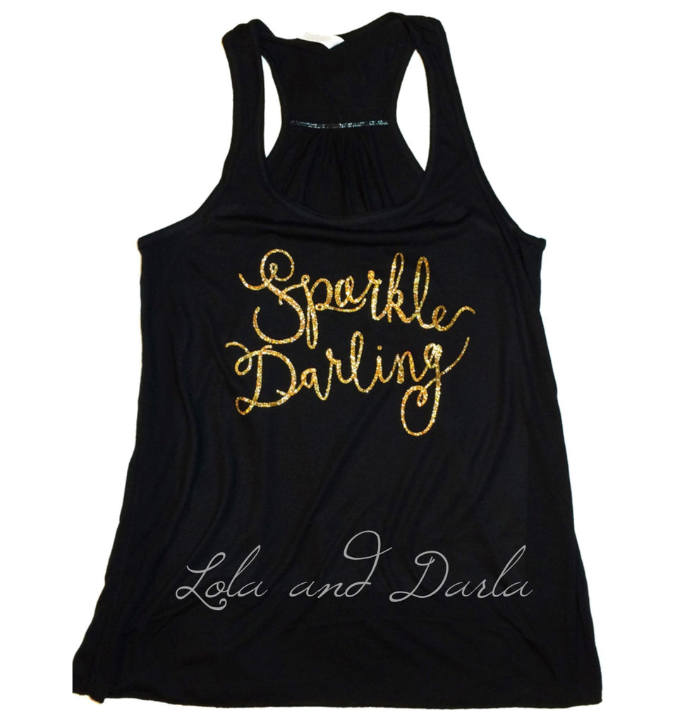 Sparkle Darling Women's Tank Top