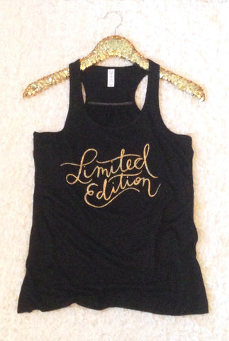 Limited Edition Women's Tank Top