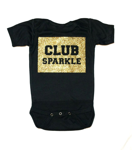 CLUB SPARKLE™ Baby bodysuit