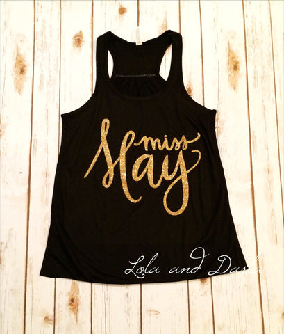 Miss May Women's Tank Top