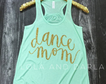 Dance Mom Women's Tank Top