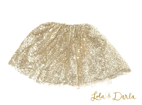 Sparkle Babe® Sequin Sparkle Skirt