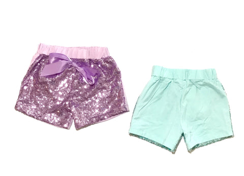 Sparkle Babe®  Sequin Shorts