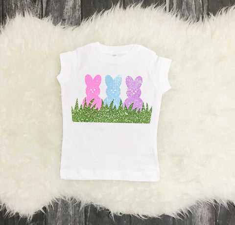 Peeptastic Easter Shirt for Toddlers and Girls