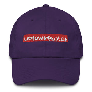 "Baseball Cap with Official ""UptownBODEGA"" Patch"