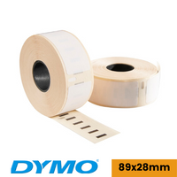 Dymo 99010 - 89x28mm - 130 labels