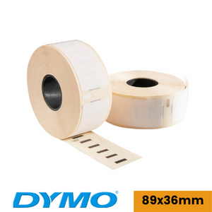 Dymo 99012 - 89x36mm - 260 labels