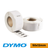 Dymo 99017 compatibel - 50 x12 mm - 220 labels