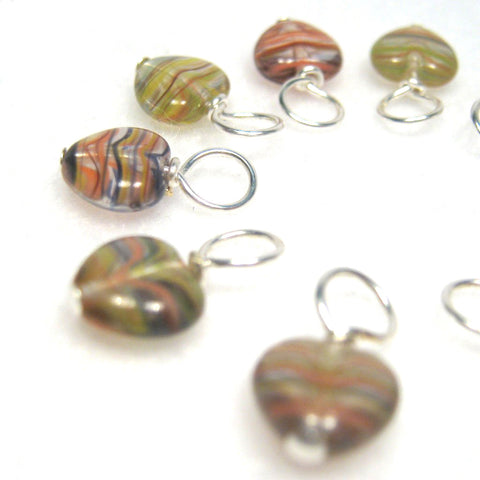 Arizona Sunrise Droplet Stitch Markers
