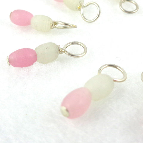 Baby Girl Droplet Stitch Markers