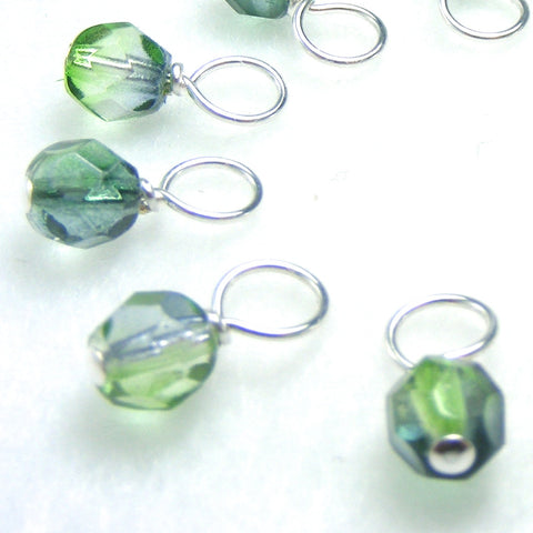 Cozumel Droplet Stitch Markers