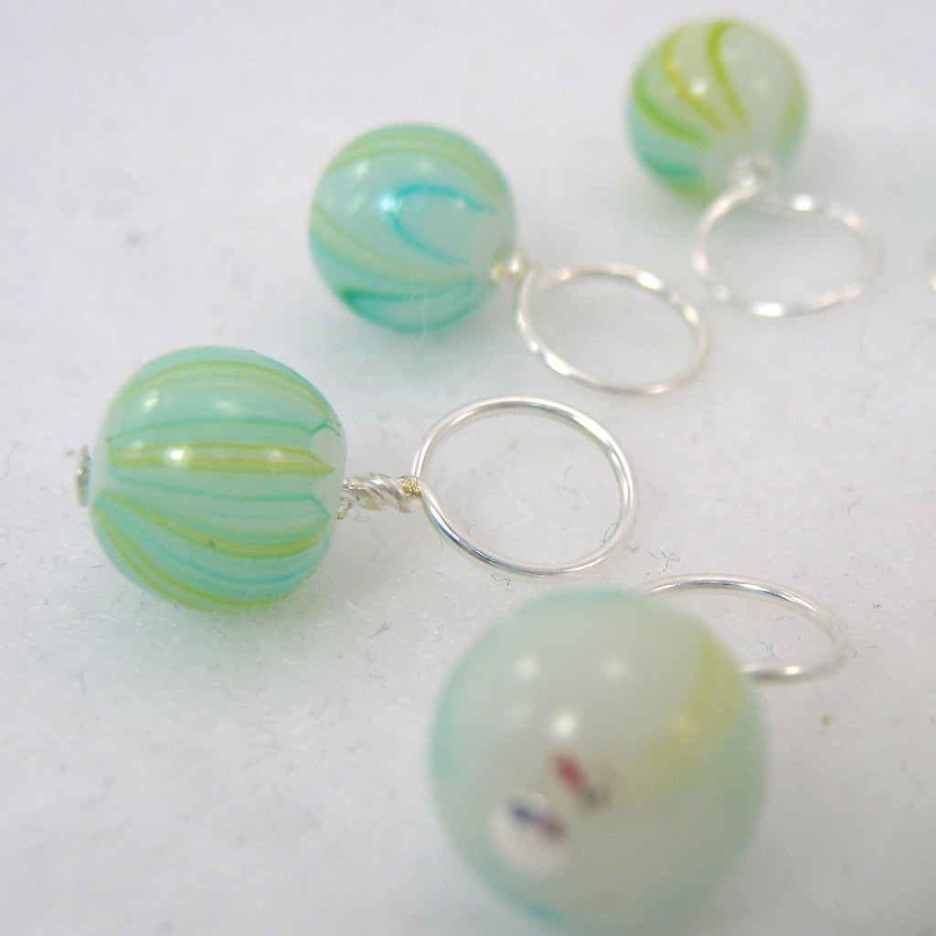 Spring Bubbles Stitch Marker Drops