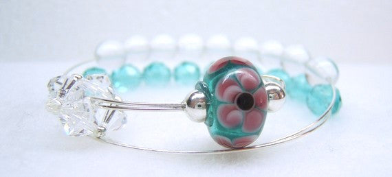 Mermaid Row Counter Bracelet
