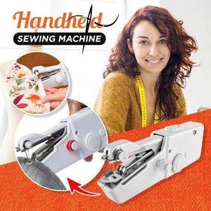 Portable Handheld Sewing Machine【Flash Sale】