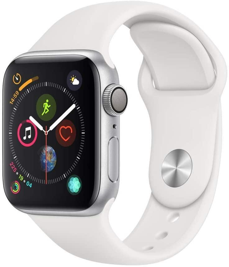 Aluminium Smart Series Watch with Loop Band for iPhone (No Call Function)