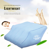 LEG LIFT PILLOW ( air pump for free )