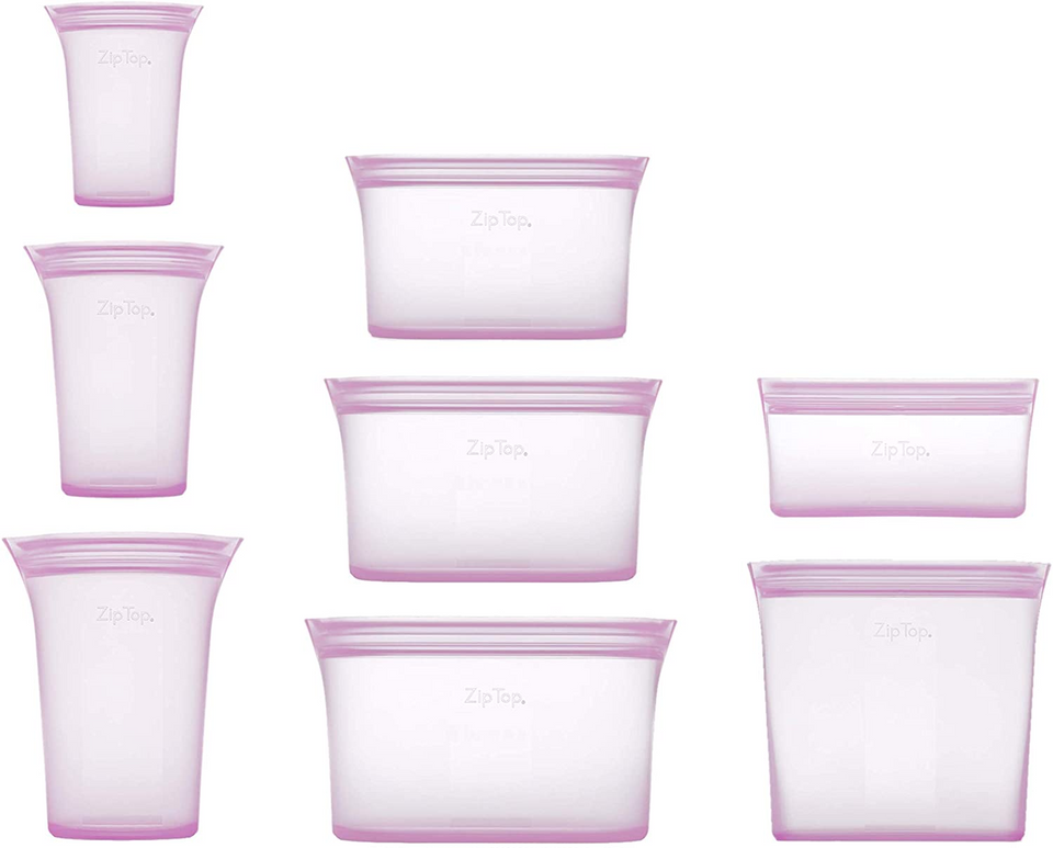 【Hot selling 2000pcs】Silicone Containers - Completely Plastic-Free(Buy more save more!!!)