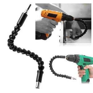 1/4 Flexible Shaft Electronic Drill Screwdriver Bit