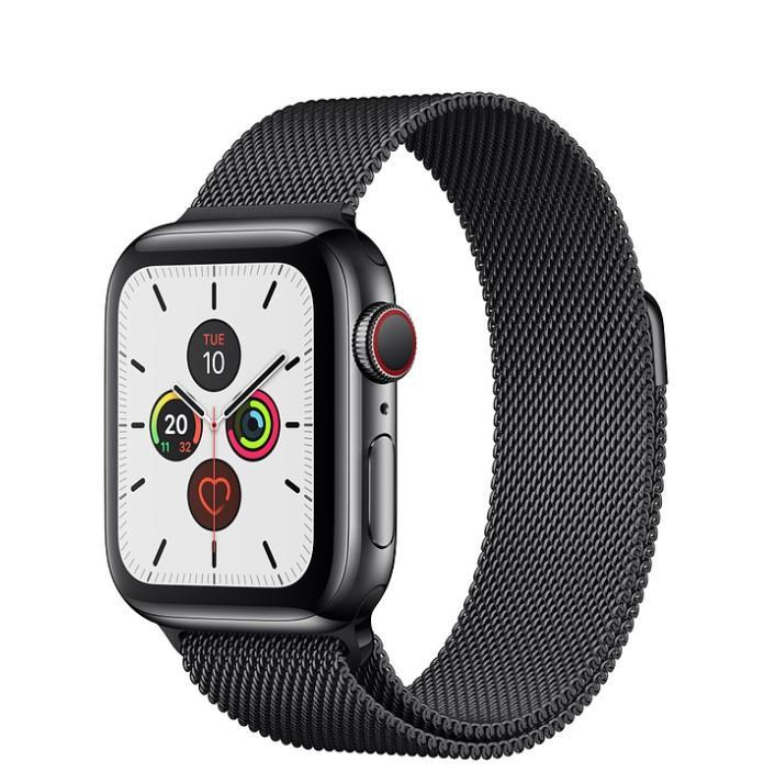 [Series 6] Aluminium Smart Series Watch with Loop Band for iPhone Series 6