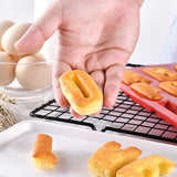 DIY Letter Nonstick Silicone Baking Mold For Cake Chocolate