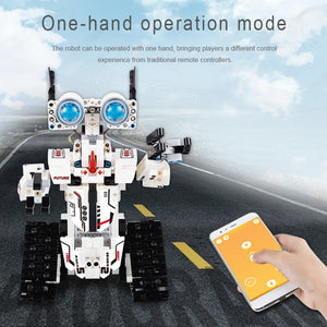 467pcs RC Tracked Robot