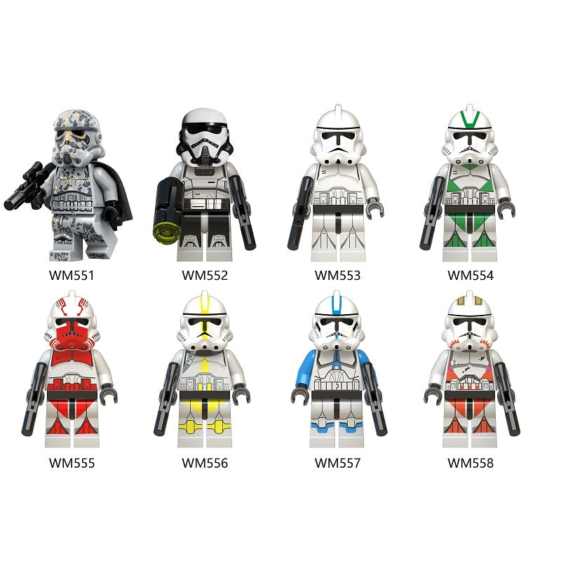 Mandalorian baby Yoda naves Star lEGOED MINIFIGURED rise of skywalker Wars 9 Kylo Rened starwars Building Blocks Toys Figures