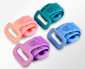 Silicone Back Scrub Towel