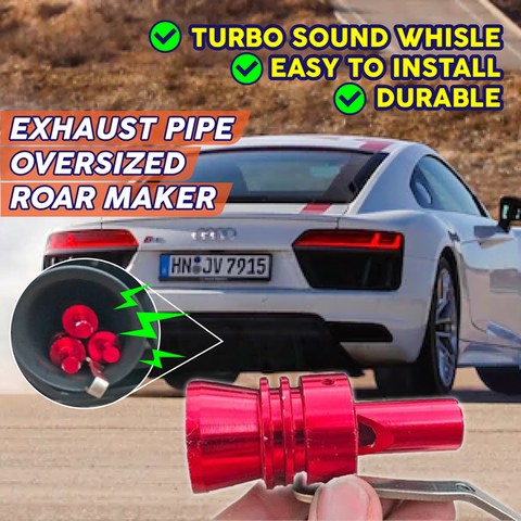 [Hot sale!!!]New Multi-Purpose Car Turbo Whistle Buy 2 Free Shipping
