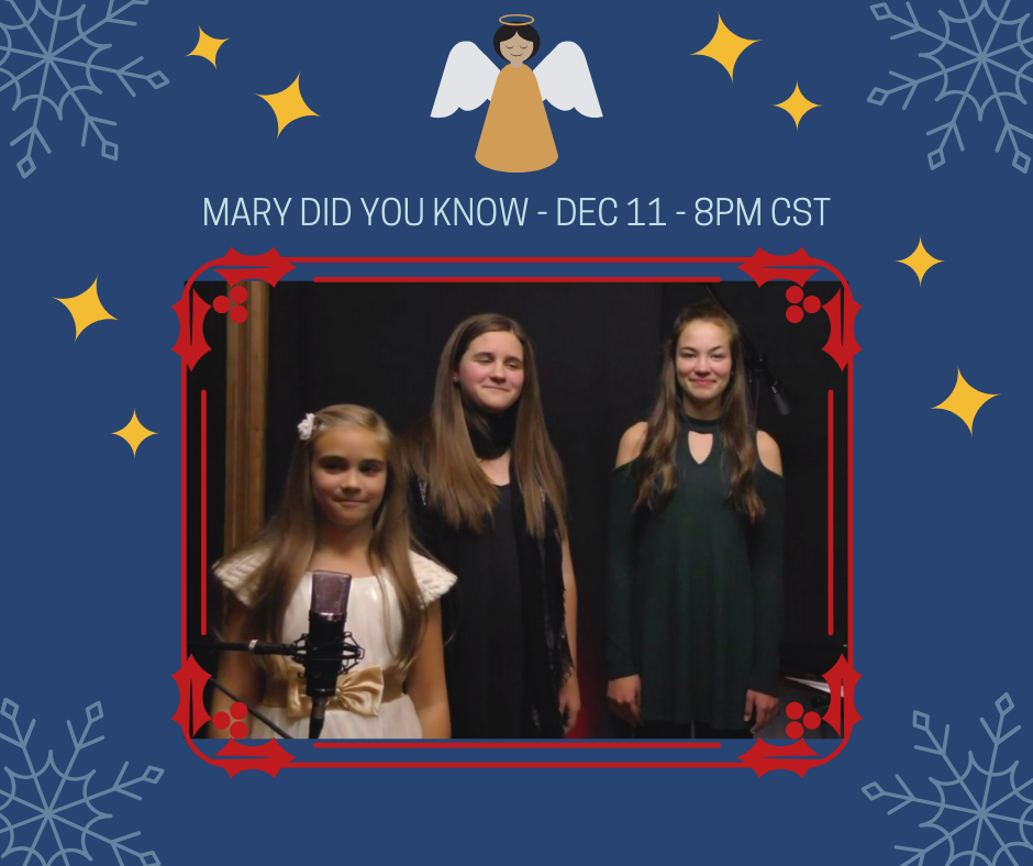 Mary Did You Know - Carriage House Worship