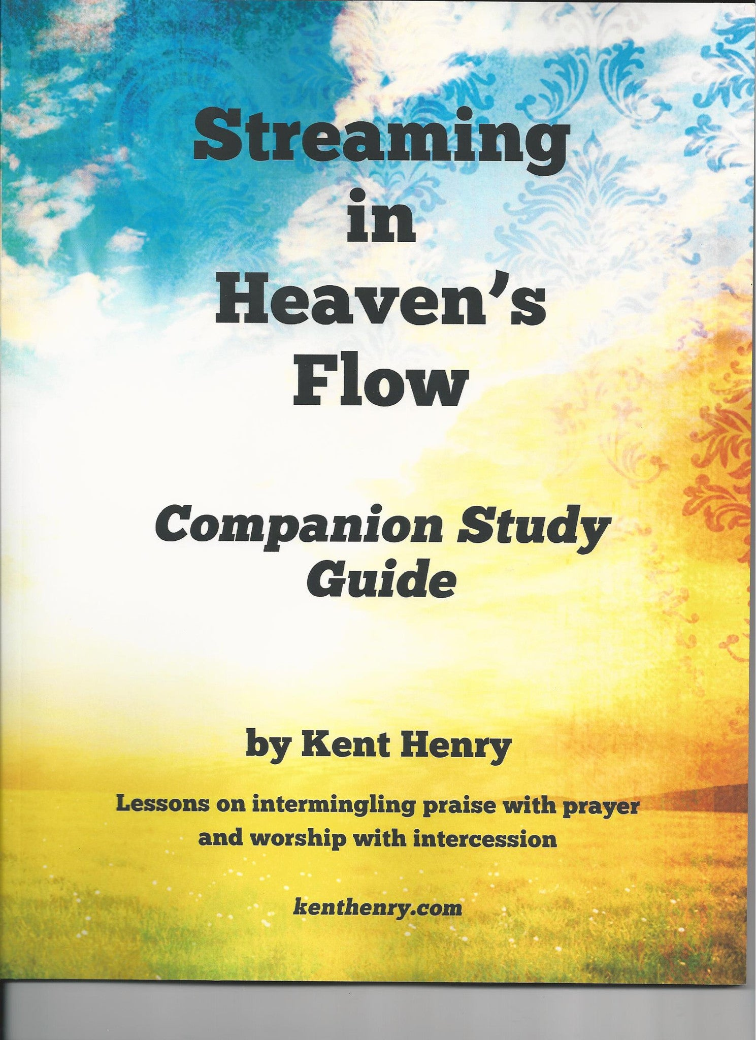 "Set ""Streaming In Heaven's Flow"" Book and Companion Study Guide"
