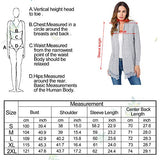 Myobe Women's Elegant Black Lacy Splicing Sweater Cardigan Long Sleeve Open Front Knitted Cardigan Plus Size Cover Up (Gray, XXL)