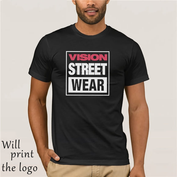Vision Street Wear 80S Retro 1980S Classic Men'S T Shirt
