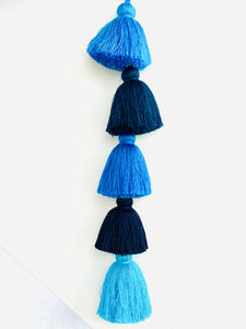 The Blues 5-Tier Tassel