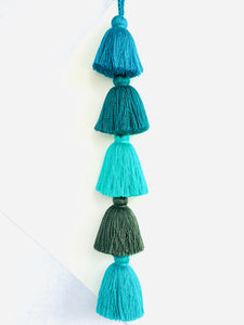 Algae 5-Tier Tassel