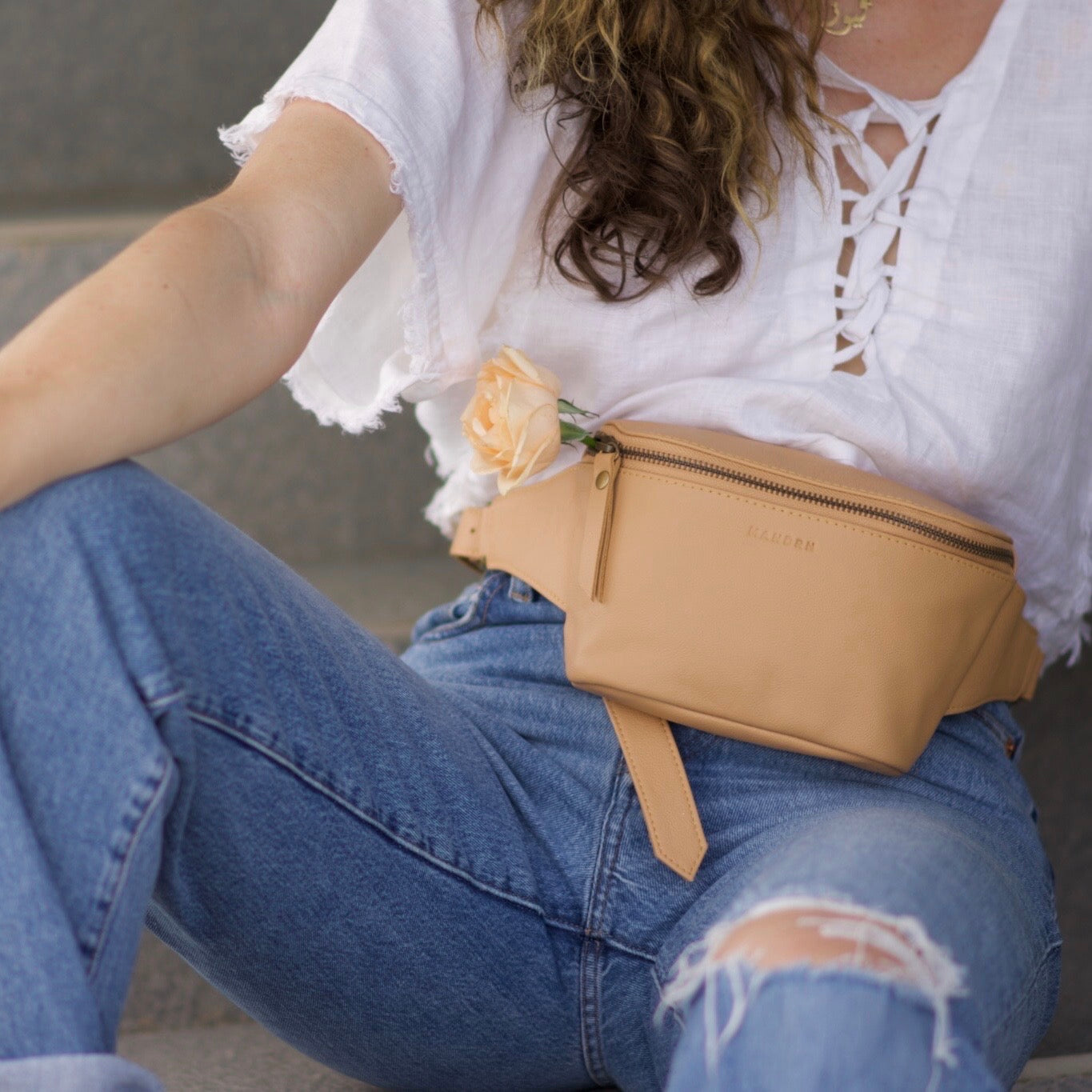Pre-Order The Remy Fanny Pack– Nude