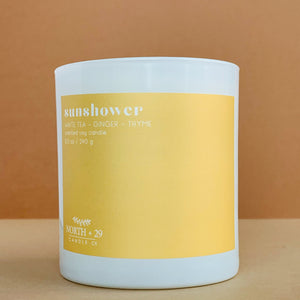 Sunshower Soy Candle