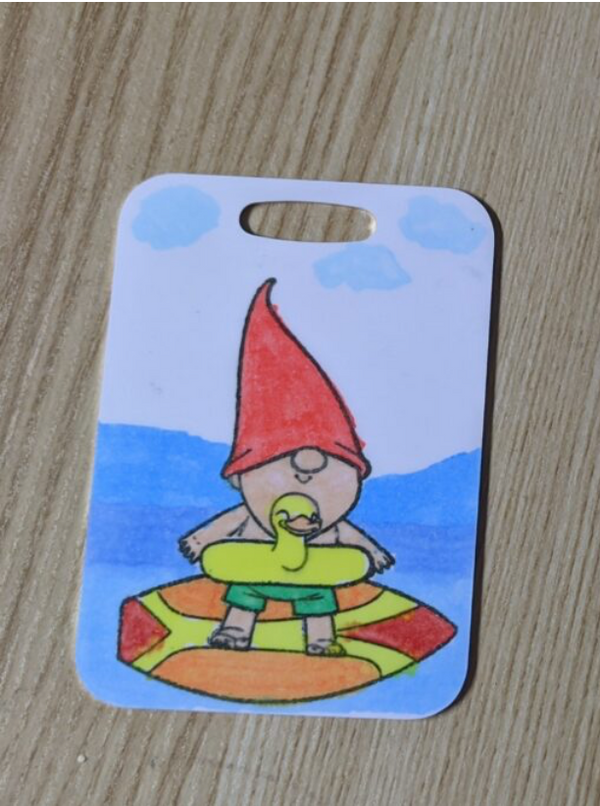 How to Create Fun Metal Luggage Tags with Artesprix