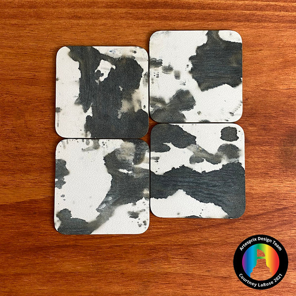 Sublimation Textured Coaster Project!