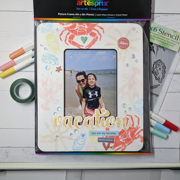 Frame your memories with Artesprix!