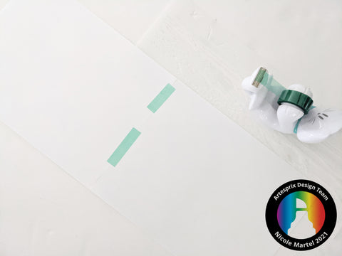 copy paper for sublimation project DIY with heat transfer markers