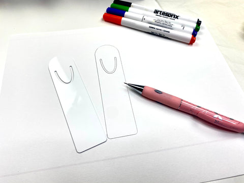 Artesprix bookmark